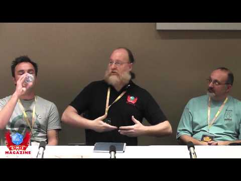 Game Design at UK Games Expo 2014