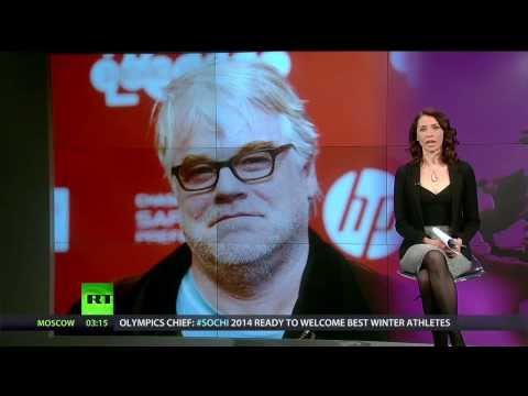 What Phillip Seymour Hoffman's Death Exposes about War on Drugs | Brainwash Update