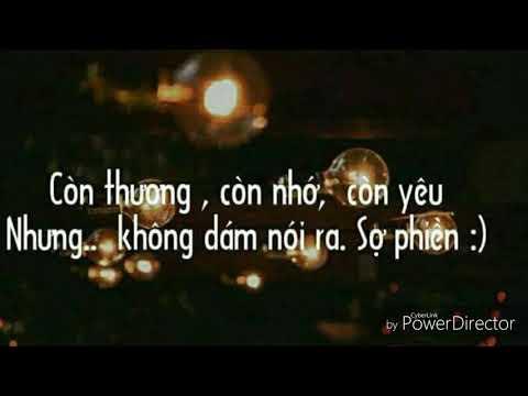 Người yêu cũ. Phan Mạnh Quỳnh.