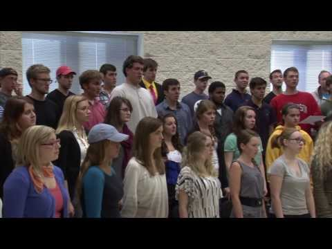 "Life to the Max Show #179 - ""Conducting Perfection"" (Concordia Choir)"