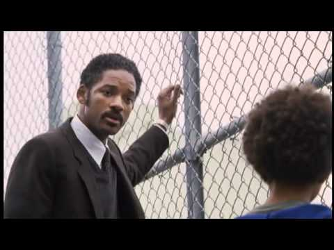 The Pursuit of Happyness - (Inspiring Scene)