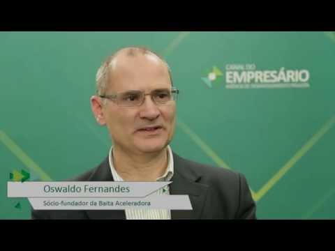 Oswaldo Fernandes - O que é uma aceleradora?