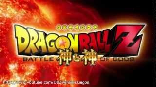 Dragon Ball Z 2013 La Batalla De Los Dioses Trailer