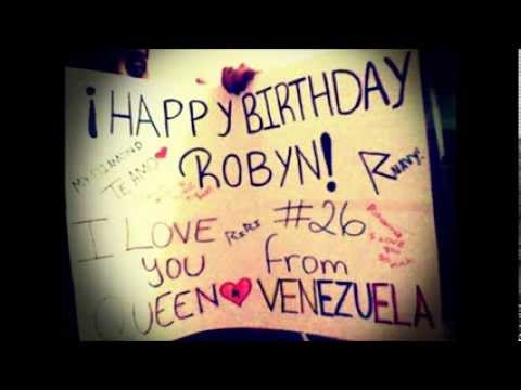 Happy 26th Birthday Rihanna From Venezuela