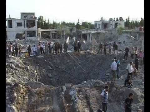 Syria News 21/6/2014, 34 civilians killed, 50 injured in car bomb blast in Hama CS