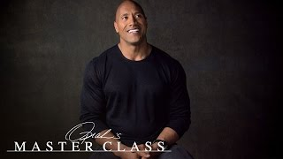 How a High School Coach Changed Dwayne Johnson's Life | Oprah's Master Class | Oprah Winfrey Network