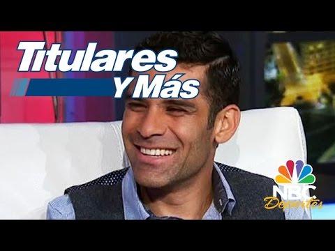 Hình ảnh trong video Rafael Márquez habla sobre su triunfo con