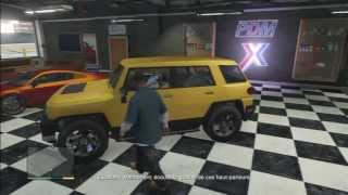 Grand Theft Auto 5 Car Dealer Garage