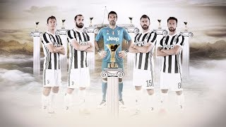#MY7H: The Juventus Magnificent 5