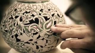 Maestro de cerámica