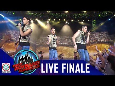 """Pinoy Boyband Superstar Grand Reveal: Ford, Joao & Mark - """"Bailamos"""""""