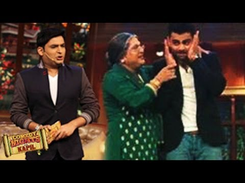 Virat Kohli on Comedy Nights With Kapil (Kapil Sharma) - 5th July 2014 FULL EPISODE HD