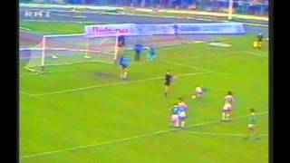 28/09/1983 - Coppa delle Coppe, ritorno sedicesimi - Lechia Danzica-Juventus 2-3