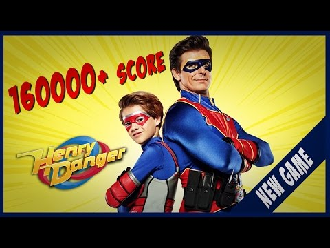 Danger and Thunder Full Episode TRAIN RESCUE - 160k Score - Nickelodeon Games