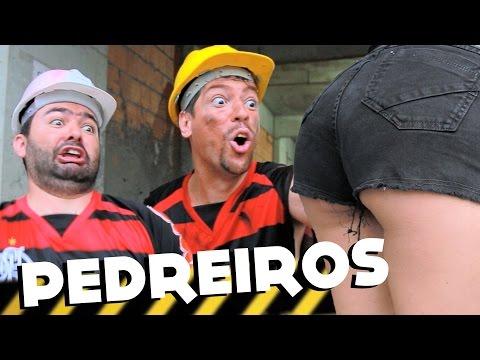 PEDREIROS | Paródia UPTOWN FUNK - Mark Ronson ft. Bruno Mars