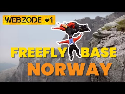 Soul Flyers - FreeFlyBASE Norway 2010 - #1!
