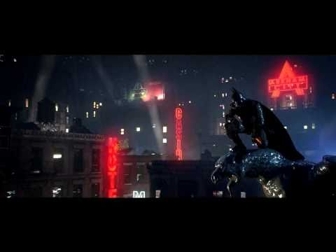 Batman Arkham City - Hugo Strange Reveal trailer