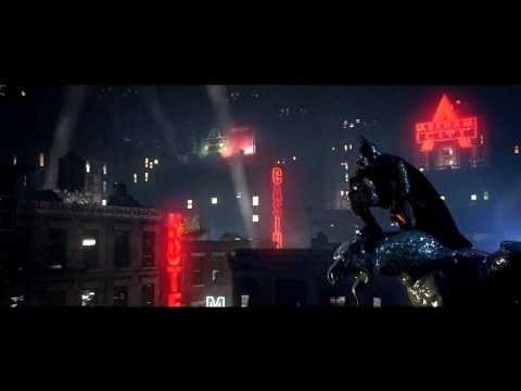 Batman Arkham City - Hugo Strange Reveal trailer