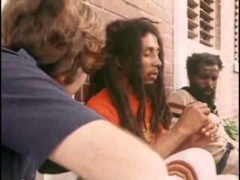 Bob Marley na Guarda do Embaú (imagens raras)
