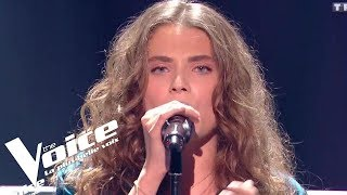 Harry Style - Sign of the Times | Maëlle | The Voice France 2018 | Finale