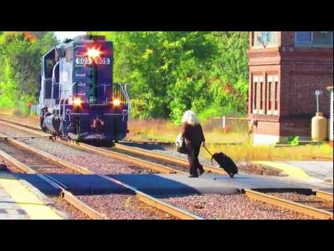 *MUST SEE*!  This Is Why People Get Hit By Trains!?!