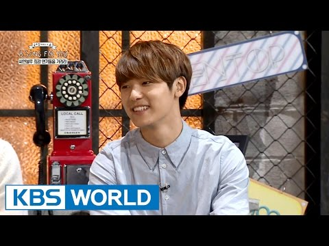 Global Request Show: A Song For You 4 - Ep.14 with CNBLUE (2015.11.13)