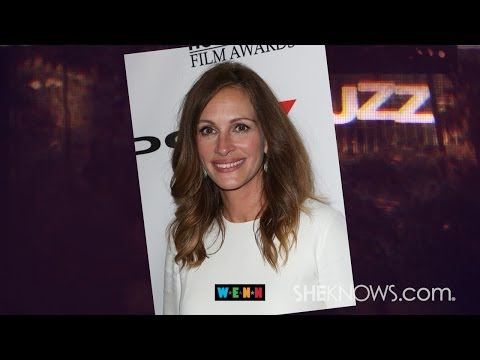 Is Julia Roberts Pregnant with Baby Number 4? - The Buzz