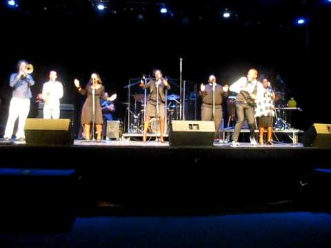 "Mike Willis And The Called at Five Towns College ""Move"""