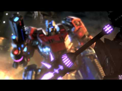 Transformers 4 (2012) Unicron Revealed HD - THE ...