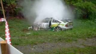 Vid�o Beaufortain 2010 sortie de route de Pezzutti par Jimmy73200 (12366 vues)