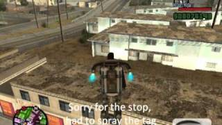 GTA San Andreas How To Find Go Kart