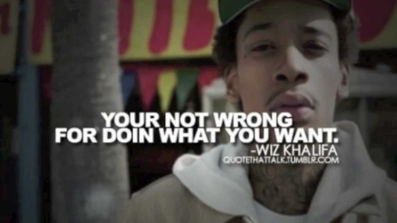 Wiz Khalifa Love Quotes And Sayings Sayings wiz kh