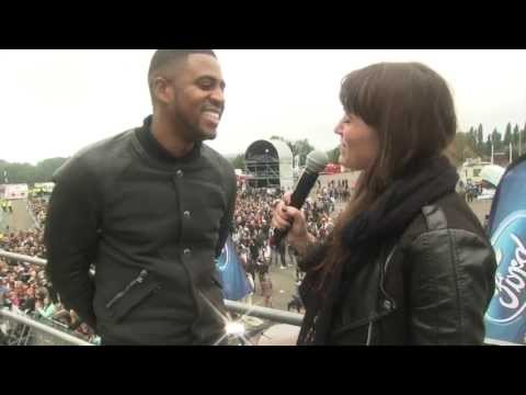 Interview exclusive d'Axel Tony au NRJ IN THE PARK 2013