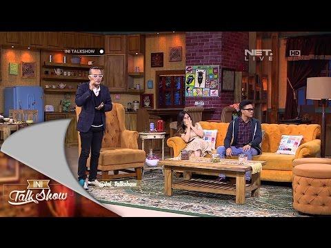 Ini Talk Show 25 Februari 2015 - Part 2/5 - Franda, Rizky & Marcel Chandrawinata