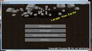 How To Get MineCraft 1.7.9 Free Download [Auto Updater
