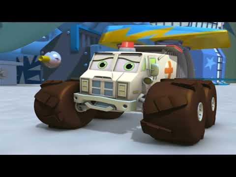 Meteor Monster Truck 12 - Tvé jméno je bahno