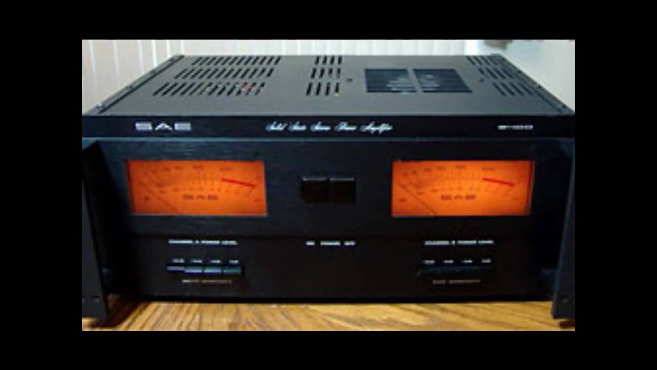 audio cerwin v ga sae enceinte ampli speaker amplifier youtube. Black Bedroom Furniture Sets. Home Design Ideas