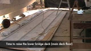 DIY Building Catamaran Hulls