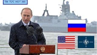 Lệnh Khẩn ✪ Tổng thống Putin ra lệnh Thời Chiến Các T,E.N L.U.A tình trạng sẵn sàng chiến đấu.