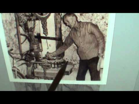 Ed Leedskalnin Coral Castle Flywheel Secrets Revealed  YouTube