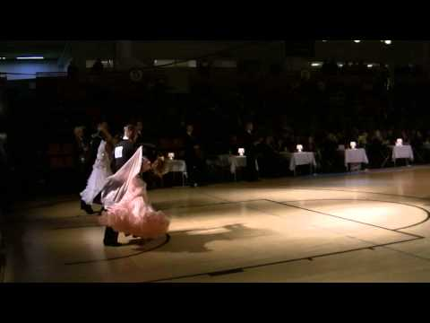 Helsinki Open WDSF World Open final quickstep 2013