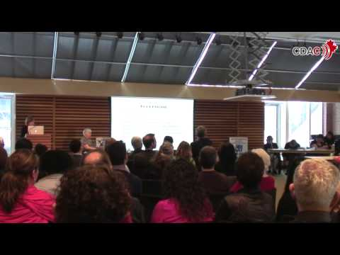 Communication Access Now Project Launch Discussion Panel - Barriers