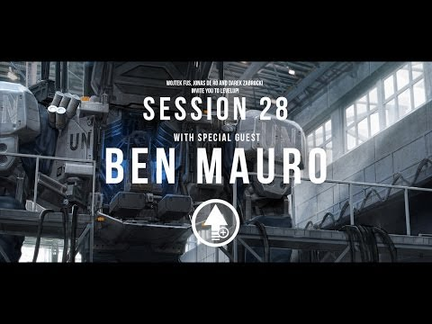Level Up! Session 28 with BEN MAURO