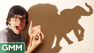 The Shadow Puppet Challenge