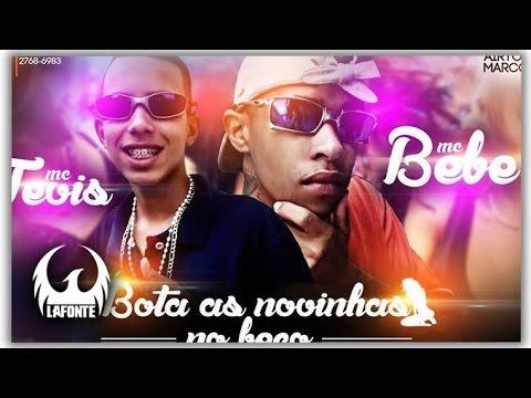 MC Tevis e MC Bebe - Bota as Novinha no Beco (DJ Airton da Marcone)  Lançamento 2015