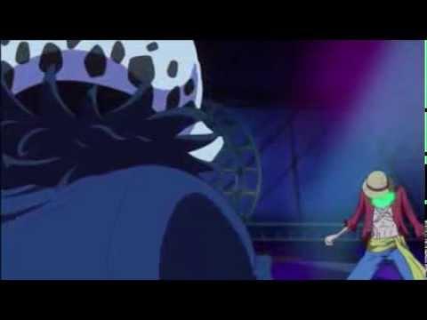 One Piece Episode 627-Luffy Vs Trafalgar Law [Full Fight]