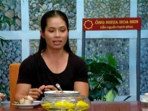 Nữ VĐV thể hình Kim Loan - Thành Phố Hôm Nay [HTV9 -- 03.08.2013]