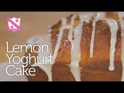 Barefoot Contessa - Lemon Yoghurt Cake Recipe