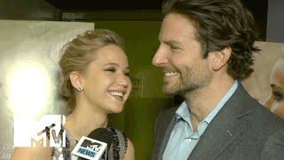 Jennifer Lawrence & Bradley Cooper Talk 'Serena' & Working Together Again | MTV