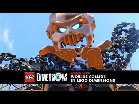 LEGO Dimensions sar&